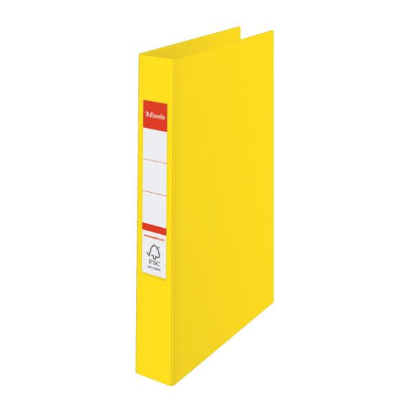 VIVIDA Gyűrűskönyv 4gy-4cm 14458 sárga
