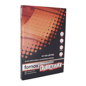 FORNAX etikett 105x42,3 mm F-64
