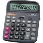 Truly számológép asztali 836A-12