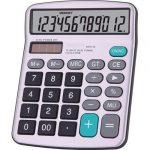 Truly számológép asztali 837A-12