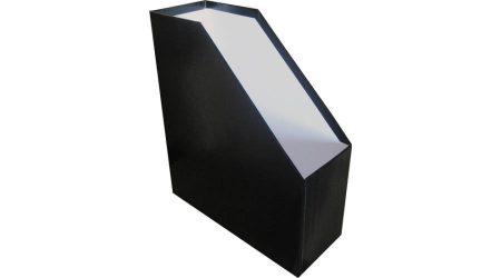 Iratpapucs merevfalú fekete
