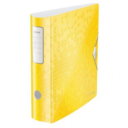 WOW Active 180° iratrendező 82mm 11060016 sárga