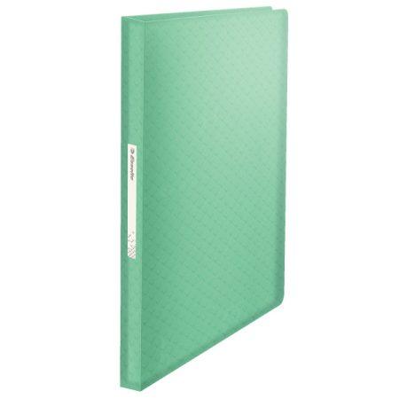 Colour Ice Iratvédő mappa 80Pocket zöld 626238