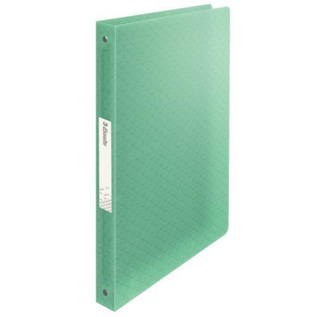 Colour Ice Gyűrűskönyv 4RR 25mm zöld 626248