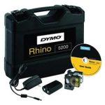 Dymogép Rhino 5200 készlet S0841430 kemény tásk.ban