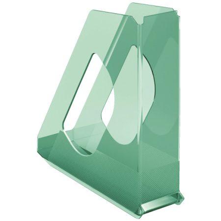 Colour Ice Iratpapucs áttetsző zöld 626280