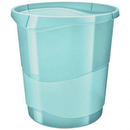 Colour Ice Papirkosár 14l áttetsző kék 626289