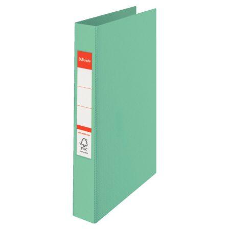 Colour Ice Gyűrűskönyv A4 2R 25mm zöld 626498