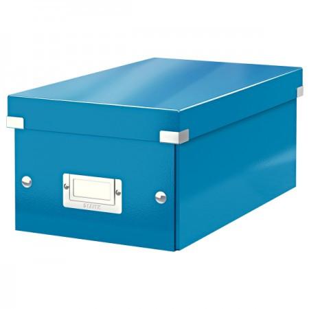 CLICK&STORE DVD-doboz 60420036 kék