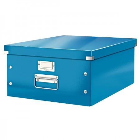 CLICK&STORE A3 méretű doboz 60450036 kék