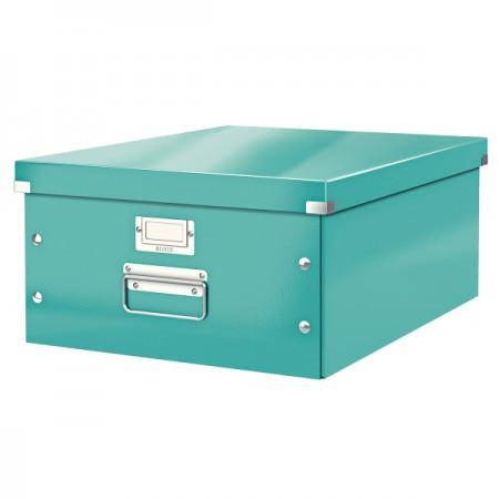 CLICK&STORE A3 doboz 60450051 jégkék PROMO