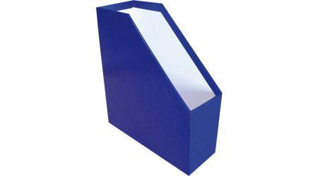 Iratpapucs merevfalú kék
