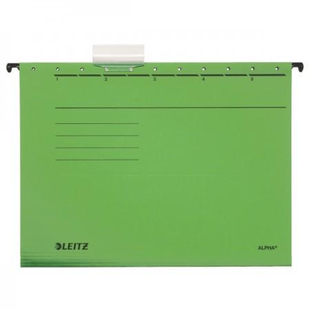 Alpha standard függőmappa 19850155 zöld