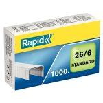 Rap 24861300 Rapid Standard kapocs 26/6 1M(1266)