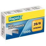 Rap 24861400 Rapid Strong Staples 26/6 1M