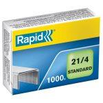 Rap 24867600 Rapid Standard Staples 21/4 1M (spc)