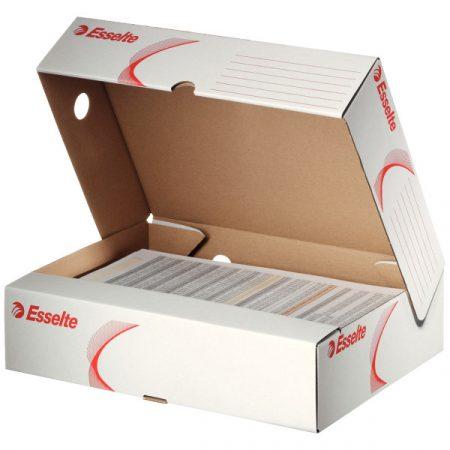 Archiváló doboz 128004 felfelé nyíló A4