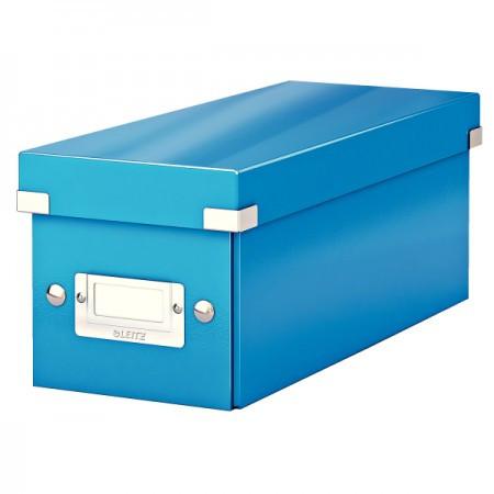 CLICK&STORE CD-doboz 60410036 s.kék PROMO