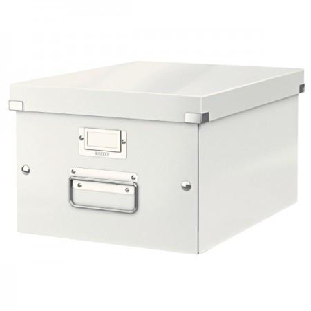 CLICK&STORE A4 méretű doboz 60440001 fehér