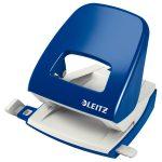 Lyukasztó Ess 50080035 Leitz fém kék
