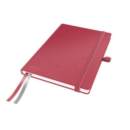 COMPLETE jegyzetfüzet 44770025 A5 kockás piros