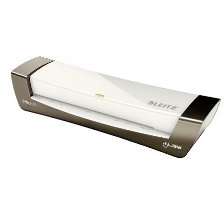 Laminálógép iLam Office A4 ezüst 72510084