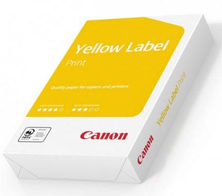 Canon Yellow Label Print/Copy A/4 80gr (SZÁLL.) KP